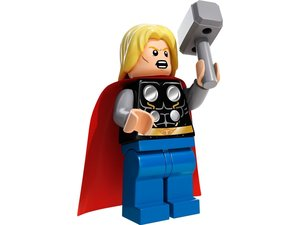 LEGO® Heroes 76018 - Hulks Labor Smash
