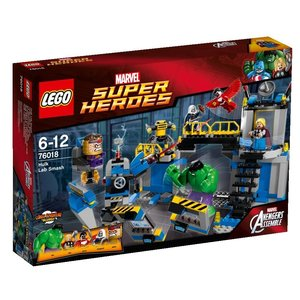LEGO® Heroes 76018 - Hulks Labor Smash
