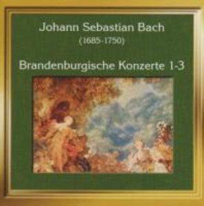 Bach/Brandenb.Konzerte 1-3