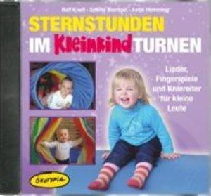 Sternstunden im Kleinkindturnen (CD)