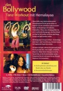 Bollywood Tanz-Workout Mit Hemalaya