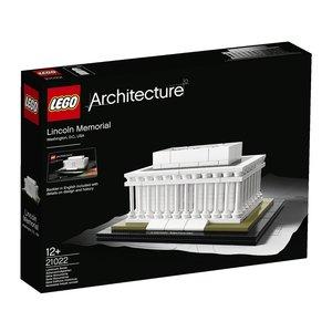LEGO 21022 - Architecture: Lincoln Memorial