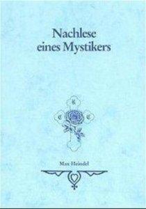 Nachlese eines Mystikers