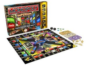 Hasbro A4770 - Monopoly Imperium