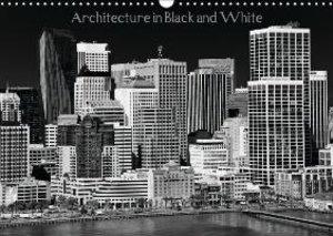Kaiser, R: Architecture in b/w - Organizer / UK-Version