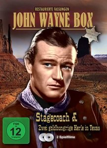 John Wayne Stagecoach Doppel-Feature (2 DVDs)