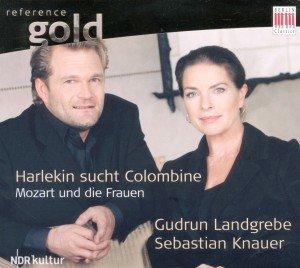 Harlekin Sucht Colombine-Mozart Und Die Frauen
