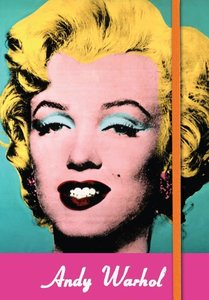 Andy Warhol Marilyn Pocket Journal