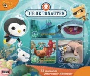 Die Oktonauten: Unterwasser-Box 01