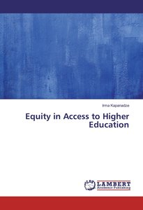 Equity in Access to Higher Education