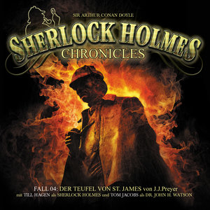 Sherlock Holmes Chronicles 04-Der Teufel Von St.J