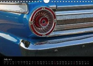 Classic Cars (UK-Version) (Wall Calendar 2015 DIN A4 Landscape)