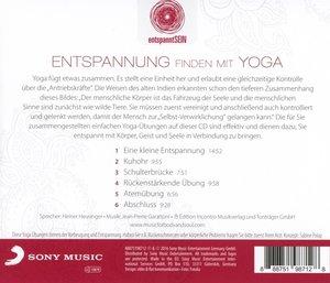 entspanntSEIN-Entspannung finden mit Yoga