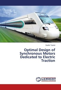 Optimal Design of Synchronous Motors Dedicated to Electric Tract