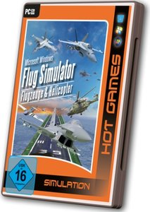 HOT GAMES: Flug Simulator - Flugzeuge & Helicopter