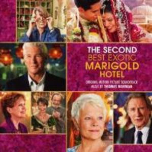 The Second Best Exotic Marigold Hotel (Original Motion Picture S