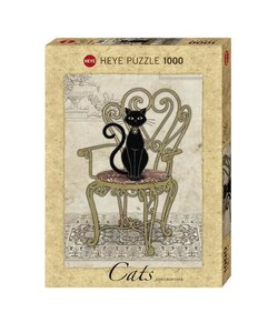 Cats Chair 1000 Teile