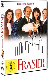 Frasier - Season 1 (4 Discs, Multibox)