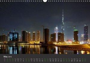 United Arab Emirates 2015 (Wall Calendar 2015 DIN A3 Landscape)