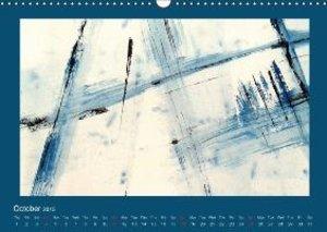 Informalism - Dieter Borst (Wall Calendar 2015 DIN A3 Landscape)