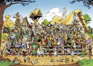 Ravensburger Puzzle Asterix: Familienfoto