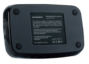 LASMEX Bluetooth® Musik-Receiver LBT-10