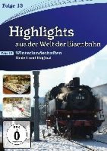 Folge 13,Winterlandschaften Modell & Original
