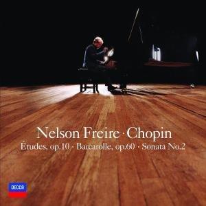 Chopin-Etudes,op.10,Barcarolle,op.60,Sonata 2