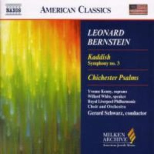 Sinfonie 3/Chichester Psal