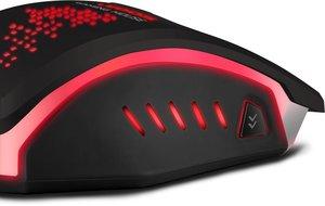 Speedlink LEDOS Gaming Mouse, black