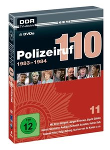 Polizeiruf 110 - Box 11: 1983-1984