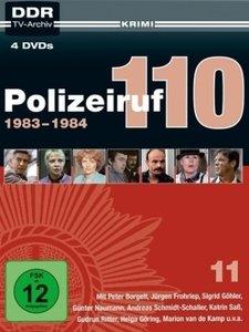 Polizeiruf 110 - Box 11: 1983-1984