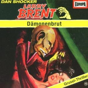 Larry Brent 15-Dämonenbrut