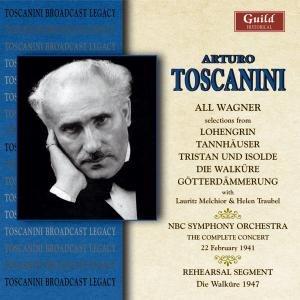 Toscanini Dirigiert Wagner
