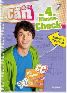 Checker-Can. Der 4. Klasse-Check Mathe & Deutsch