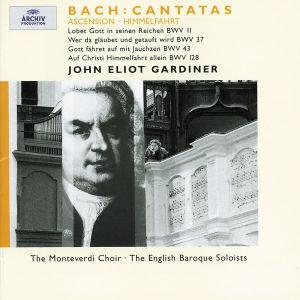 Himmelfahrtkantaten BWV 11,37,43,128