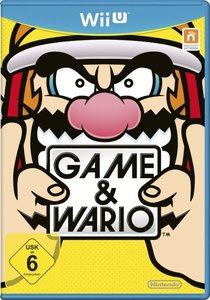 Wii U Game and Wario
