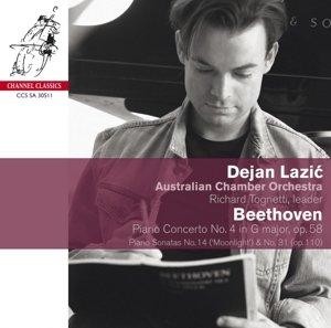 Klavierkonzert 4/Piano Sonata 14