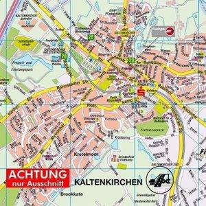 Kaltenkirchen-Land 1 : 30.000 Posterplan