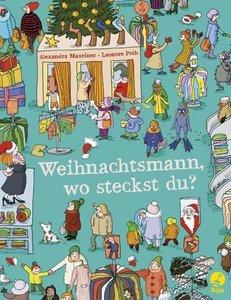 Weihnachtsmann, wo steckst du?