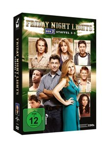 Friday Night Lights - Box 2 (Staffel 3-5)
