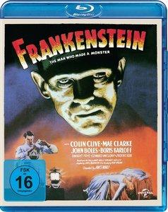 Frankenstein (1931) / Blu-ray
