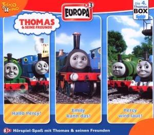 Thomas und seine Freunde. Box 04