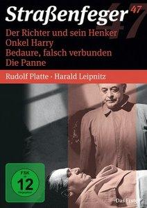 Straßenfeger 47 - Der Richter und sein Henker & Onkel Harry & Be