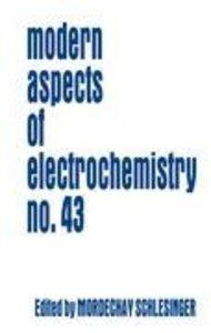 Modern Aspects of Electrochemistry 43