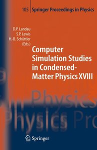 Computer Simulation Studies in Condensed-Matter Physics 18