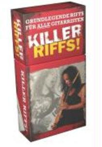 Killer Riffs (in Spielkartenformat)