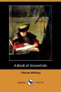 A Book of Scoundrels (Dodo Press)