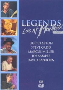 Legends-Live At Montreux 1997