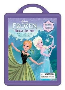 Disney Frozen: Royal Sisters